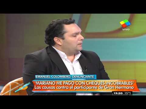 Mariano denunciado por estafa y asociación ilícita