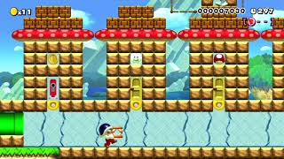 Passport to Hyrule by MK8 - SUPER MARIO MAKER - NO COMMENTARY