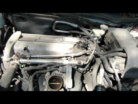 2005 Chevy Cobalt MAP Sensor Replacement and Location