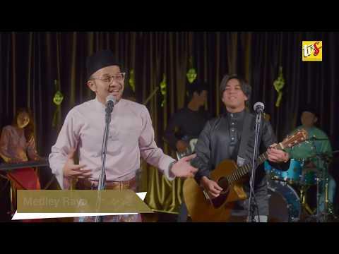 Download Lagu Raya Medley - iR Radzi, Zah Amirul & OOHHAA Band Mp4 baru