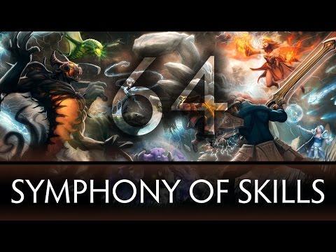 Dota 2 Symphony of Skills 64