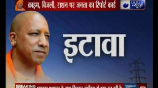 Reality check of Yogi Adityanath's government after '100 days' in office