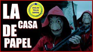 Ouça MISTÉRIOS DA TRILHA SONORA DE LA CASA DE PAPEL