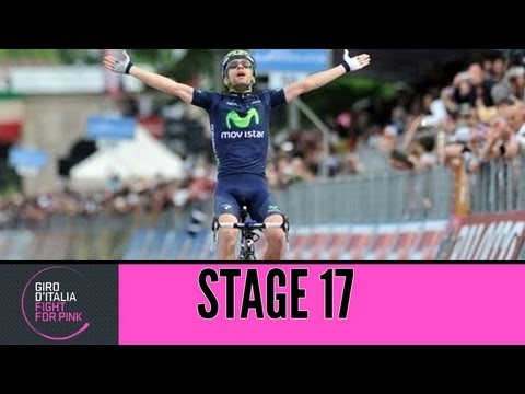Giro d'Italia 2013 Tappa / Stage 17 Official Highlights