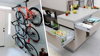 GREAT IDEAS FOR SPACE SAVING AND HOME IMPROVEMENT