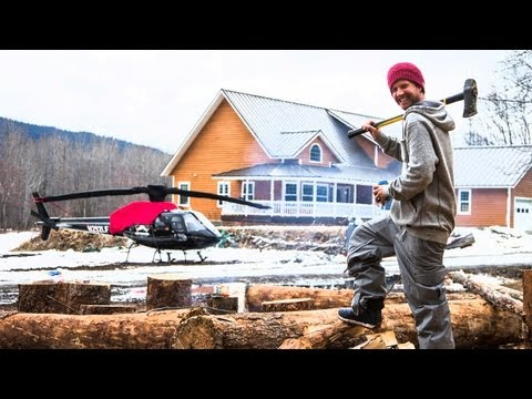 Disc Golf, House Tours, and Slam Dunks - Mates in Alaska - Ep 4