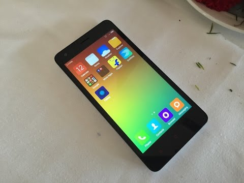 Xiaomi Redmi 2 India Hands on Review, Camera, Features, Price, Overview