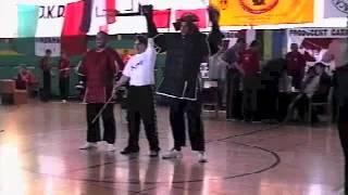 Teaser Trailer Eskrima European Championships 2003