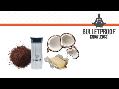 How to Make Bulletproof Coffee on the Go