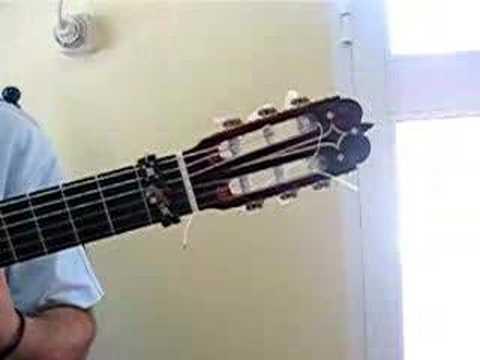 Pedro Maldonado guitars