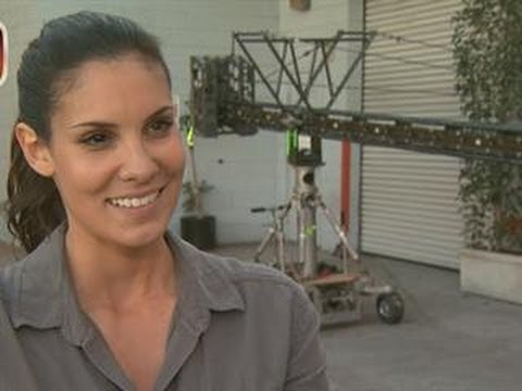 Daniela Ruah Talks Pregnancy On Set Of 'ncis: La' video