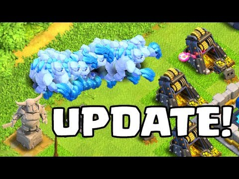 WINTER UPDATE 2018!  What We Know | Clash of Clans