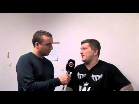 RICKY HATTON TALKS PERFORMANCES OF HIS FIGHTERS SONNY, PAULY, & ANTHONY UPTON / HATTON PROMOTIONS
