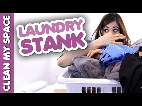 Help! My Laundry Stinks! Helpful Tips for Keeping Laundry Fresh and Clean (Clean My Space)