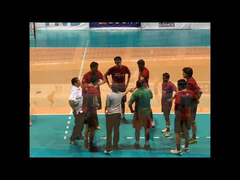 ¡Vamos México! Voleibol Varonil Mayor vs Sub21