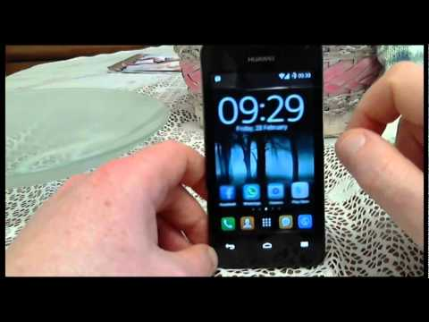 SLIMKAT 4 4 2 ROM ON Huawei Ascend Y300/G510