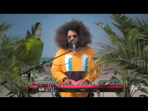 IFC Presents: Reggie Riffs on Kayak