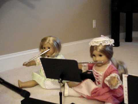 american girl doll band