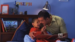 Alberto Del Rio takes time to be a dad