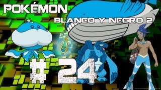 Guia/Walkthrough Pokémon Blanco y Negro 2 | Ciudad Marga vs. Ciprián | #24