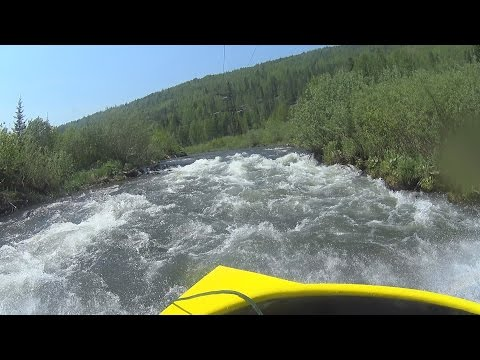 река крол рыбалка
