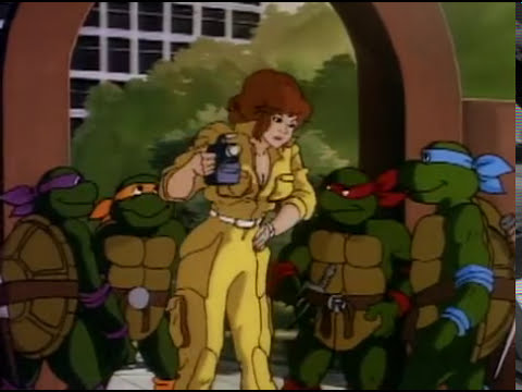 Teenage Mutant Ninja Turtles - S01 E02 - Enter the Shredder