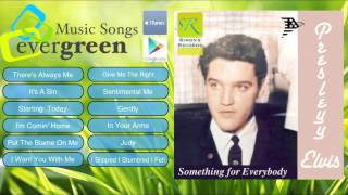 Elvis Presley   SOMETHING FOR EVERYBODY Remastered Full Album