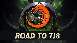 TNC Predator - Road to TI8 The International 2018 Dota 2