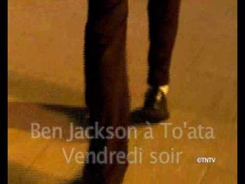 Ben Jackson wik tntv