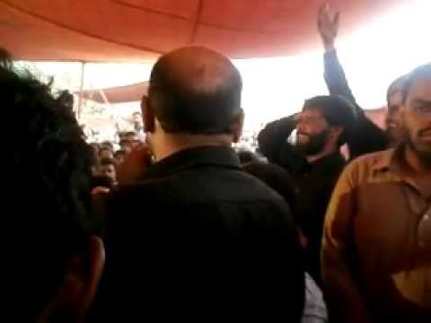 Mukhtar Ali Sheedi Live Nohay At My Village. By Zohaib Hassan video