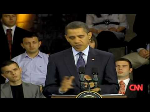 Obama Town hall with Turkish students 2/2