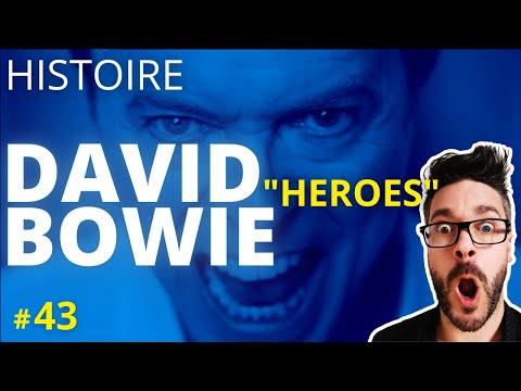 L'histoire de HEROES de DAVID BOWIE - UCLA