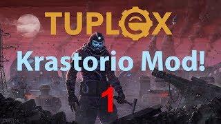 Krastorio Mod - Factorio Let's Play #1