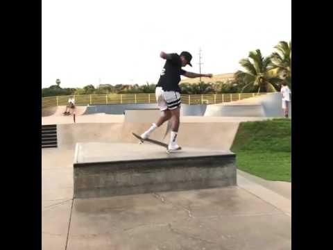 😏 @nyjah | Shralpin Skateboarding