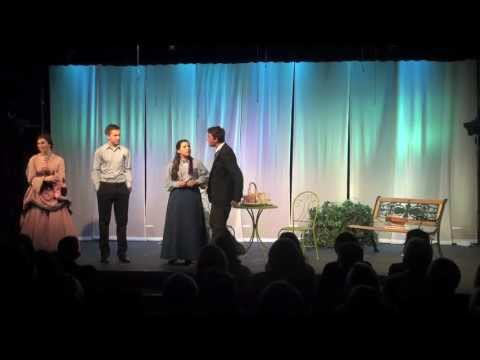 The Importance of Being Earnest — Wildwood School 2013