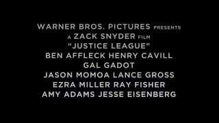 JUSTICE LEAGUE: PART ONE Fan Made Trailer Cards