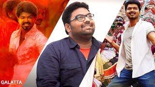 Not only Mersal, I'm Part of Vivekam too!   Singer Deepak on Thala, Thalapathy Songs