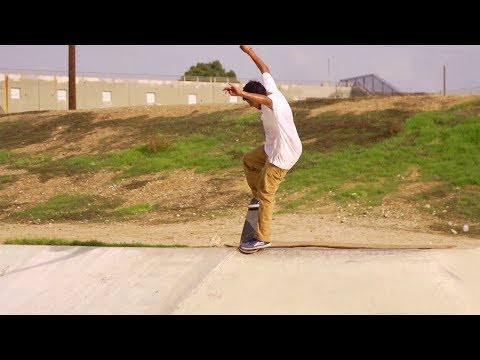 Extra Flare: Vincent Alvarez