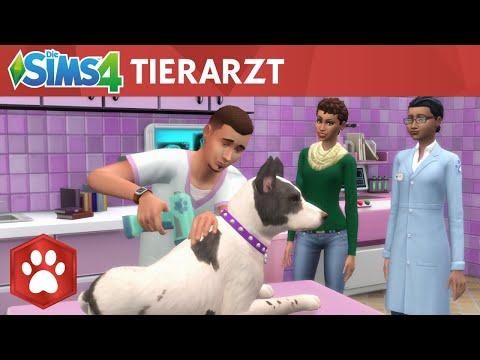 Die Sims 4 Hunde & Katzen: Offizieller Tierarzt-Gameplay-Trailer