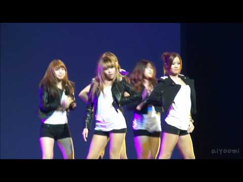 [kollaboration 11] Black And White (remix) - G.na [fancam] video