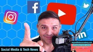 New YouTube Monetization Updates: Social Media & Tech News