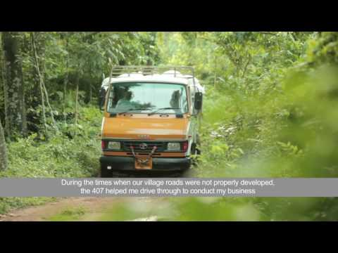 TATA 407 :  Shaju Sebastian shares his experience