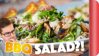 Who The Hell Brings Salad To A BBQ? by : SORTEDfood