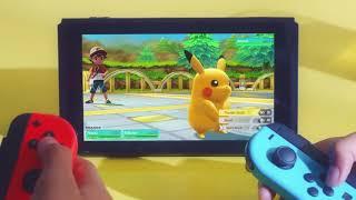 Pokémon Let's Go Switch Announcement Trailer (Pokemon Go for the Switch)