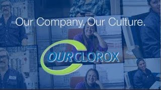 Welcome to The Clorox Company