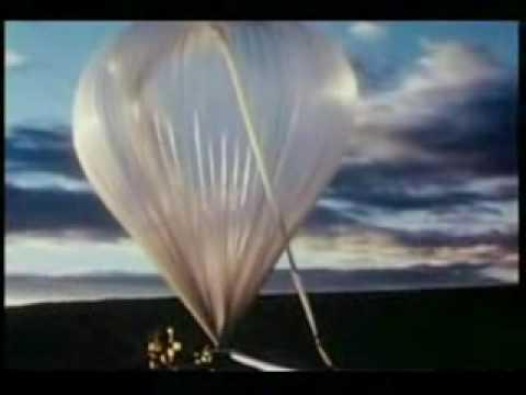 Joseph W. Kittinger - Skydiving From The Edge Of The World