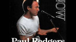 Watch Paul Rodgers All I Really Want Is You video