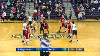 Boys Final - 2017 Nashua Middle School Basketball Tournament