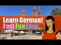 Learn German Lesson 1 - Fast, Fun, Easy and Interactive!