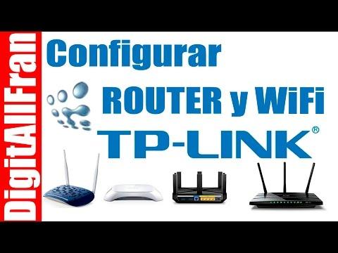 Tp Link Configurar Router desde Cero Configuracion Básica Wifi